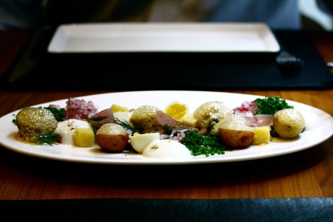 Food: Restaurant Review – Aquavit