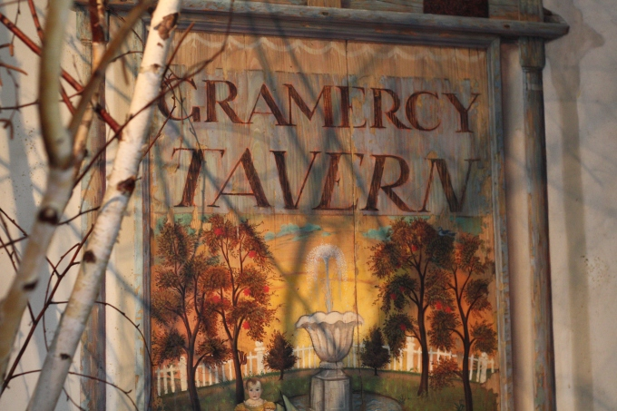 Restaurant Review: Gramercy Tavern