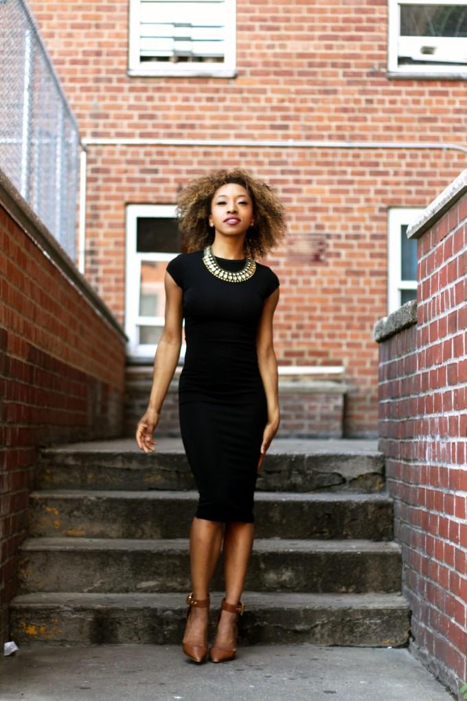 black dress2