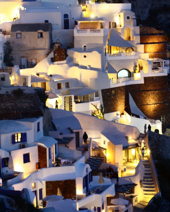 Flight: Greek Islands